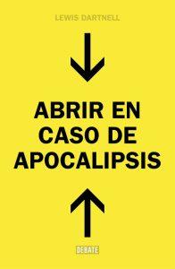 ABRIR EN CASO DE APOCALIPSIS. CAPÍTULO 6. MATERIALES.